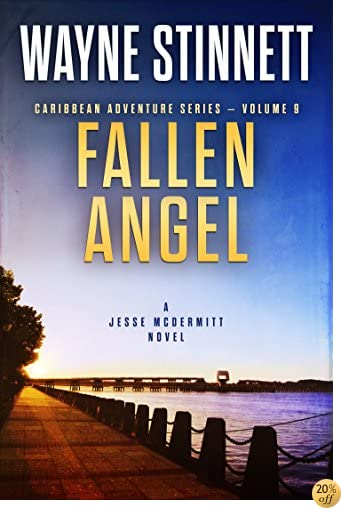 TFallen Angel: A Jesse McDermitt Novel (Caribbean Adventure Series Book 9)