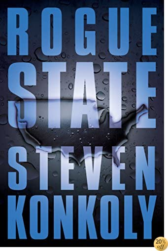 TRogue State: A Post-Apocalyptic Thriller (Fractured State Series Book 2)
