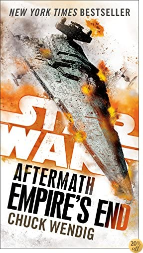TEmpire's End: Aftermath (Star Wars) (Star Wars: The Aftermath Trilogy)