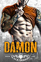 Damon (Black Dragons MC, #1) by Olivia…