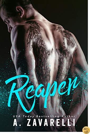 TREAPER (Boston Underworld Book 2)