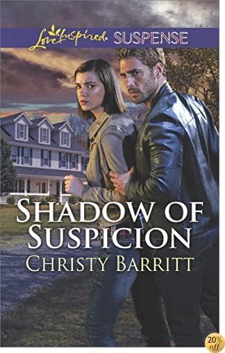 TShadow of Suspicion (Love Inspired Suspense)