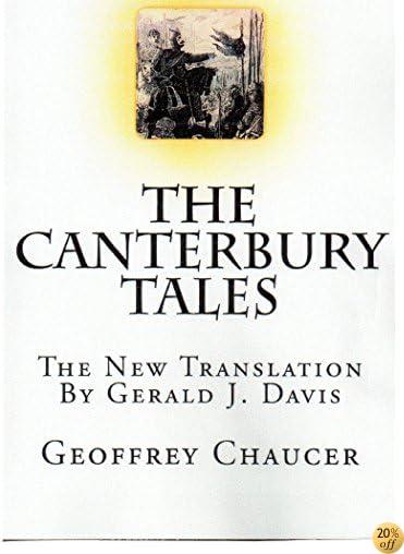 TThe Canterbury Tales: The New Translation by Gerald J. Davis