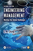 Engineering Management: Meeting the Global…