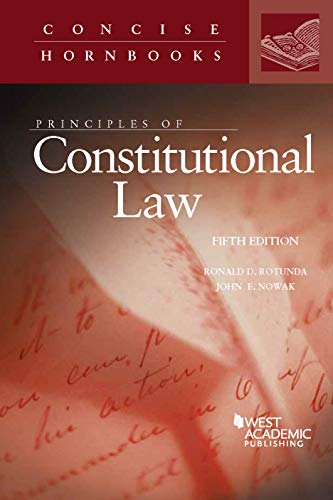 principles-of-constitutional-law-concise-hornbook-series