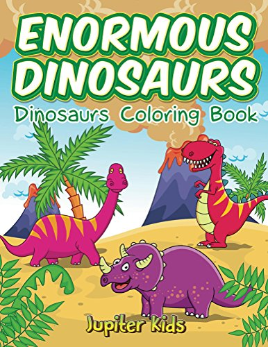 enormous-dinosaurs-dinosaurs-coloring-book-dinosaur-coloring-and-art-book-series
