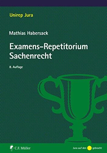 examens-repetitorium-sachenrecht-unirep-jura-german-edition