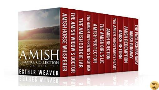 TAmish Romance Mega Collection (12 book box set)