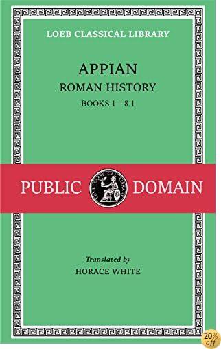 TRoman History: Books 1-8.1 (Loeb Classical Library Book 2)