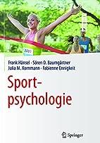 Sportpsychologie (Springer-Lehrbuch) (German…