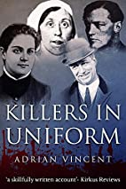 Killers in Uniform by Adrian Vincent