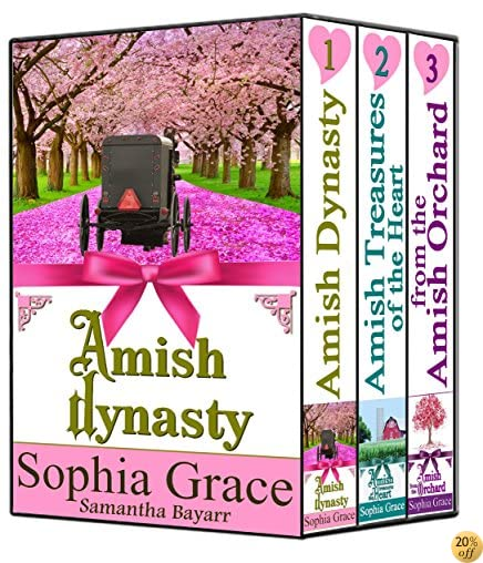 TAmish Dynasty: Amish Romance Collection