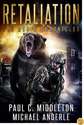 TRetaliation: A Kurtherian Universe book (The Boris Chronicles 2)