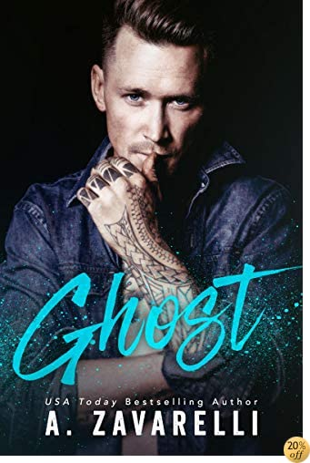 TGHOST (Boston Underworld Book 3)