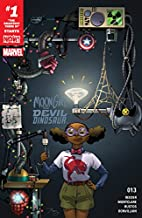 Moon Girl and Devil Dinosaur #13 by Amy…