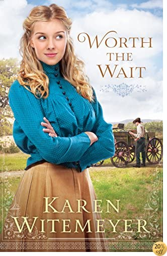 TWorth the Wait (Ladies of Harper's Station): A Ladies of Harper's Station Novella