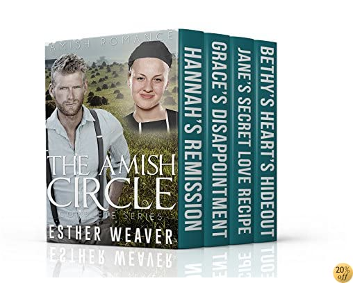 TAmish Circle Series Box Set (Amish Romance)