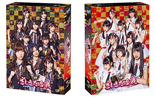 HKT48 vs NGT48 ������������ DVD-BOX(��������������DISC3��+��ŵDISC1��)
