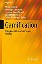 Gamification: Using Game Elements in Serious…