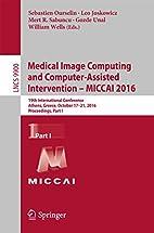 Medical Image Computing and…