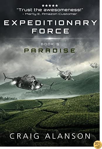 TParadise (Expeditionary Force Book 3)