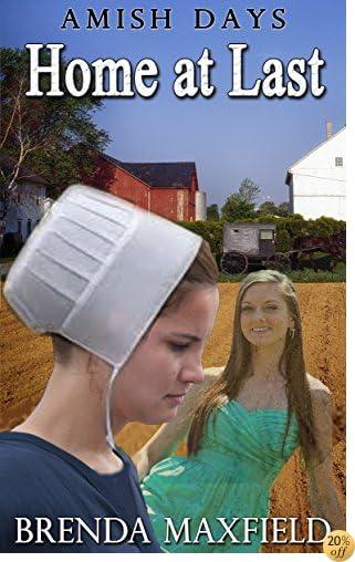 TAmish Days: Home at Last: A Hollybrook Amish Romance (Faith's Story Book 3)