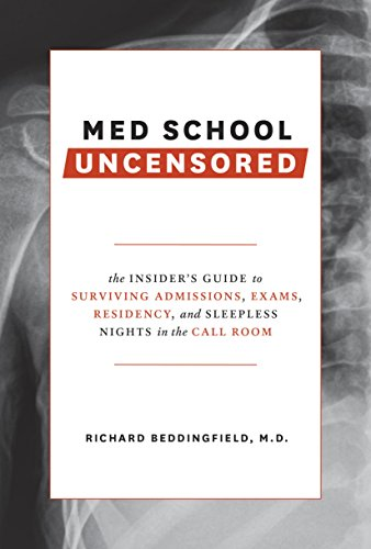 med-school-uncensored-the-insiders-guide-to-surviving-admissions-exams-residency-and-sleepless-nights-in-the-call-room
