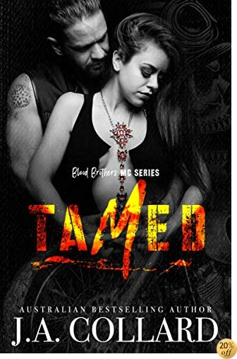 TTamed (Blood Brothers MC Series Book 2)
