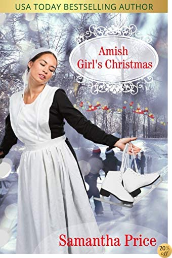 Amish Girl's Christmas: Amish Romance (Amish Foster Girls Book Book 1)