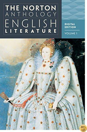 TThe Norton Anthology of English Literature (Ninth Edition) (Vol. 1): A,B,C