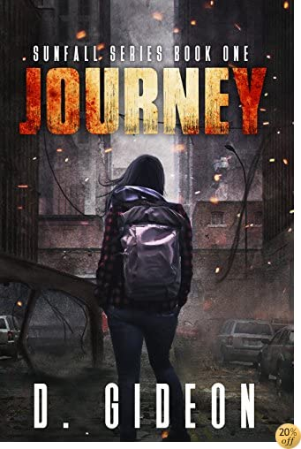 TSUNFALL: A Post-Apocalyptic Survival Fiction Series: Book 1: Journey