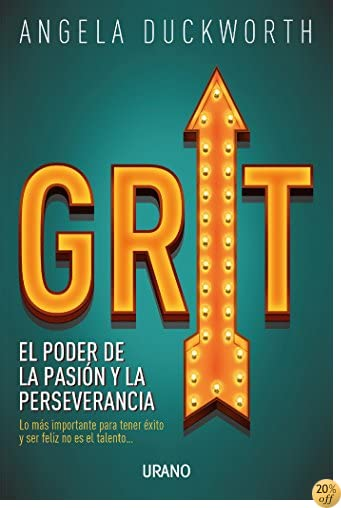Grit (Crecimiento personal) (Spanish Edition)