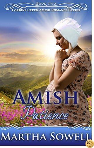 TAmish Patience (Book Two - Corbins Creek Amish Romance Series)
