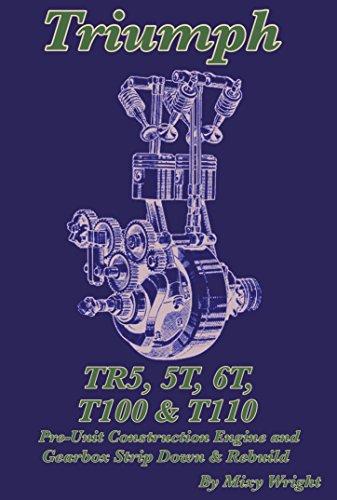 triumph-tr5-5t-6t-t100-t110-pre-unit-construction-engine-and-gearbox-strip-down-and-rebuild