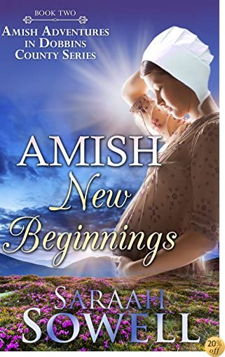 TAmish New Beginnings (Book Two - Amish Adventures in Dobbins County Series)