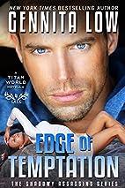 Edge of Temptation (Titan World Book 1) by…