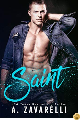 TSAINT (Boston Underworld Book 4)