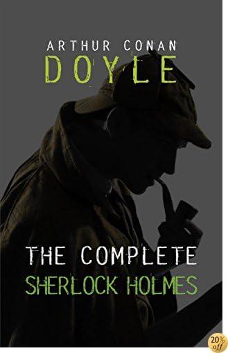 TArthur Conan Doyle: The Complete Sherlock Holmes