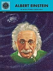 Albert Einstein by Vēṇugōpāl