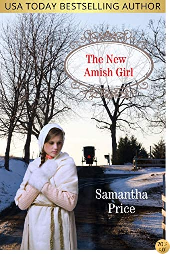 The New Amish Girl (Amish Foster Girls Book 3)