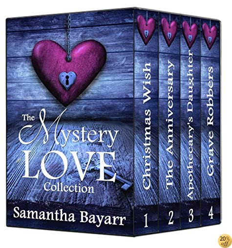 TThe Mystery of Love: Christian Mystery Suspense Collection