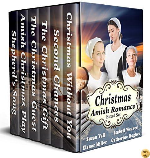 TChristmas Amish Romance Boxed Set
