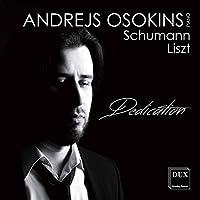 Schumann/Liszt: Dedication