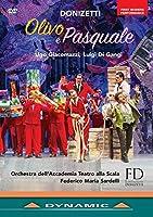 ドニゼッティ:歌劇《オリーヴォとパスクワーレ》[DVD]