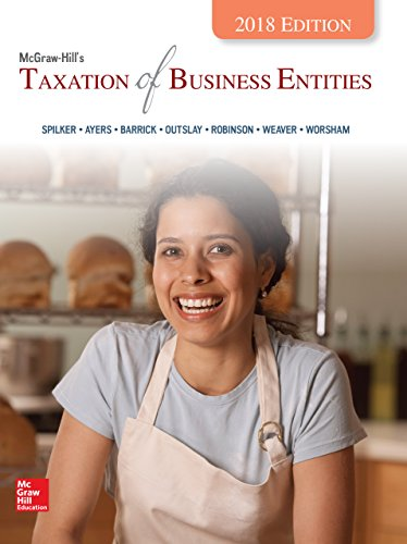 mcgraw-hills-taxation-of-business-entities-2018-edition