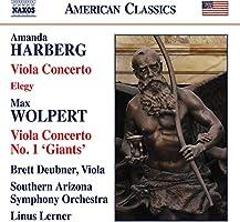 Harberg/Wolpert: Viola Concert
