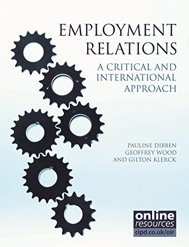 employment-relations-a-critical-and-international-approach-cipd-publications