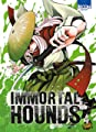 Acheter Immortal Hounds volume 4 sur Amazon