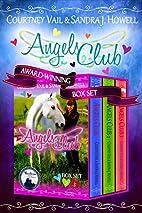 Angels Club Box Set - Books 1-3 by Courtney…