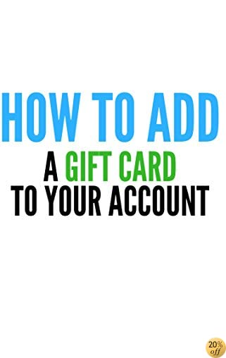 How To Add A Gift Card To Your Account